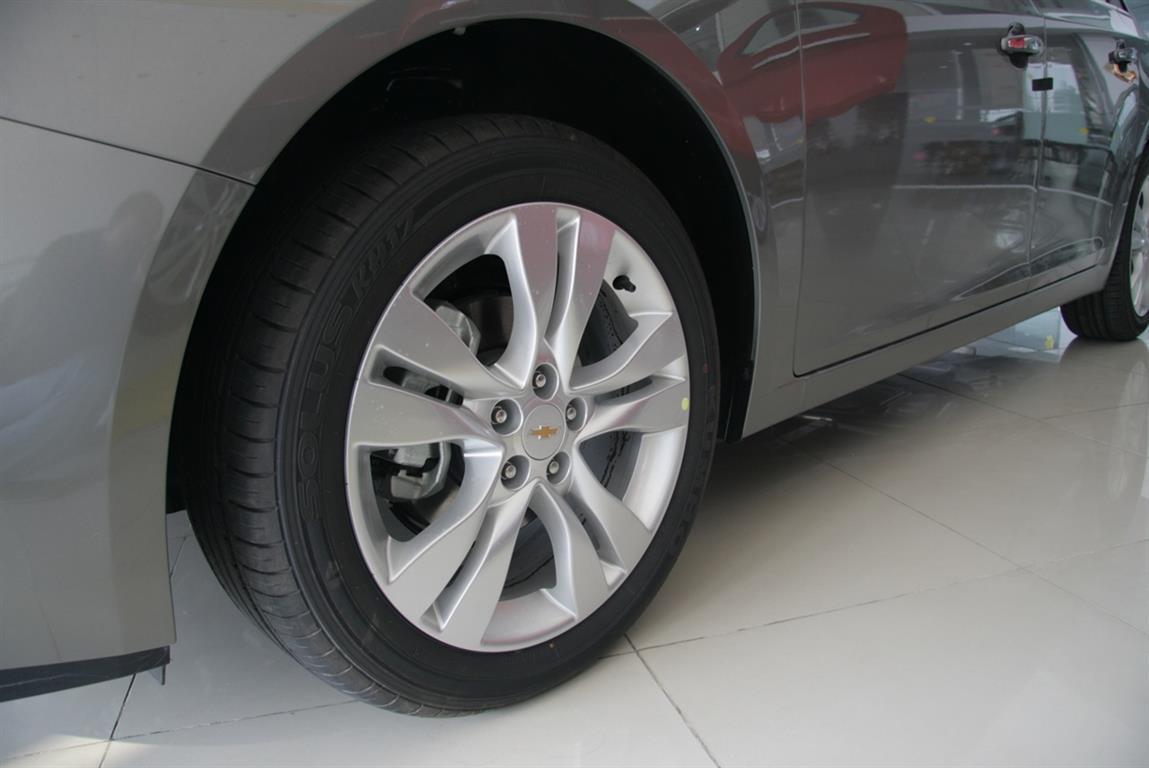Chevrolet Cruze LTZ 1.8 2017