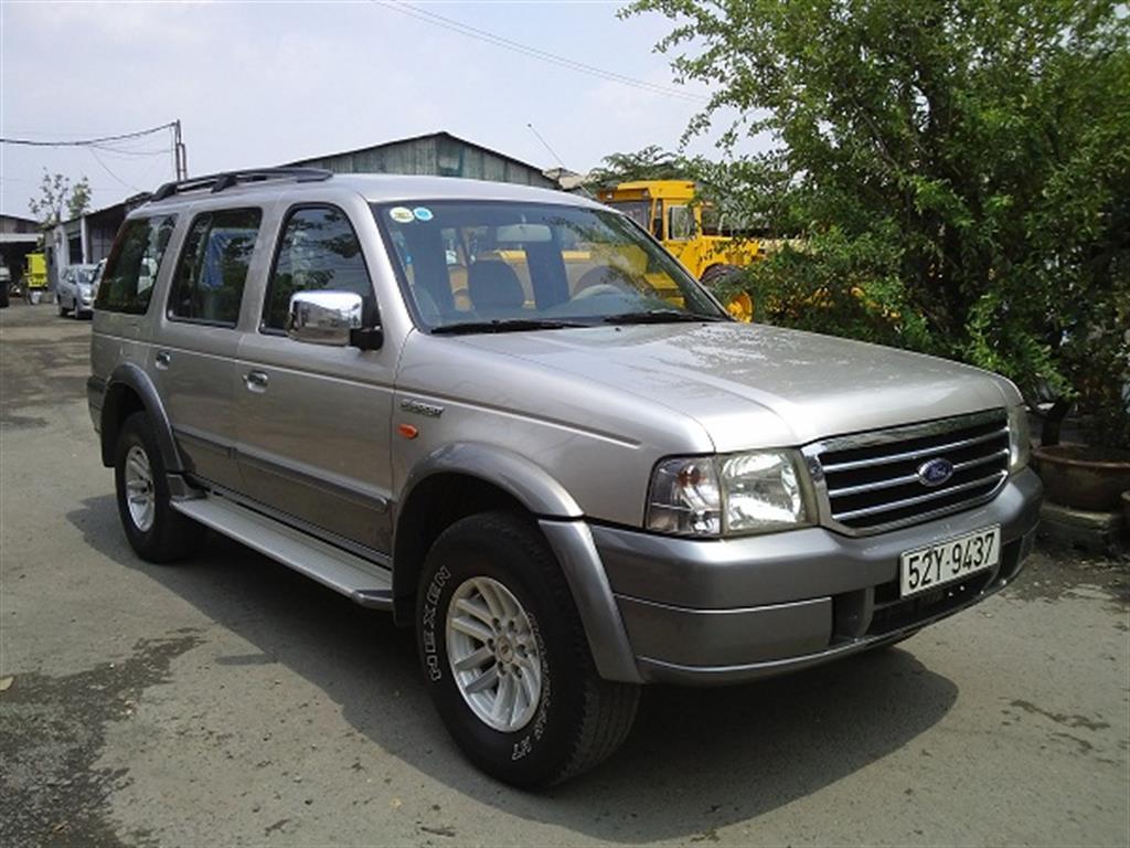 Ảnh Ford Everest 4x2 MT D 2005