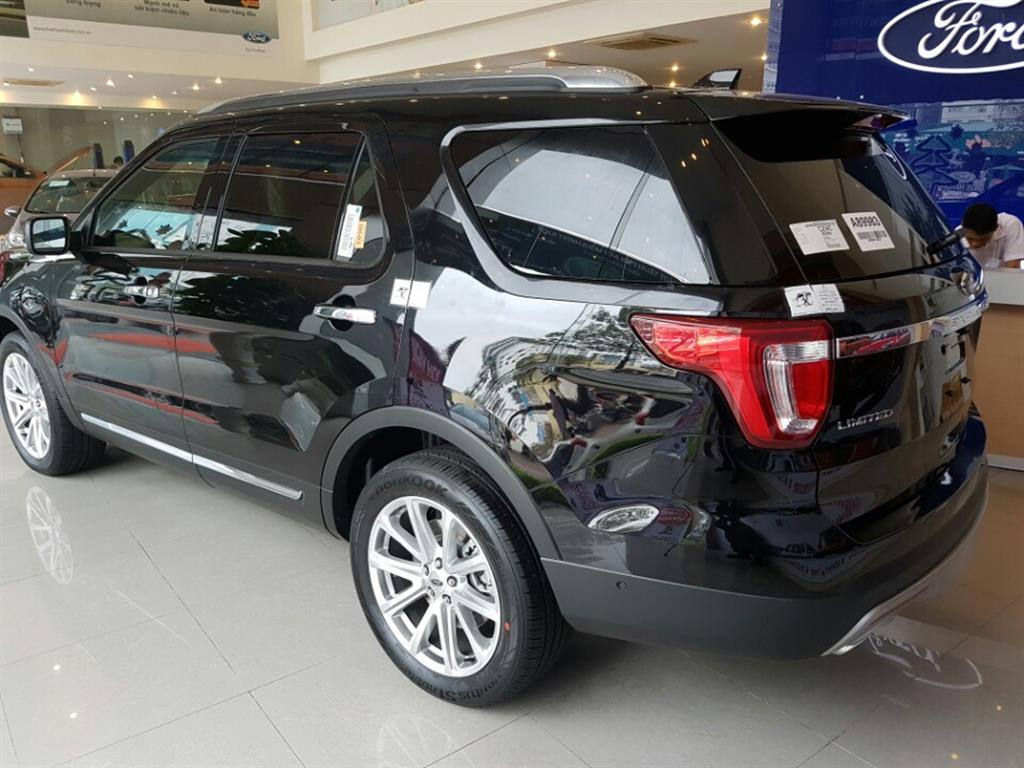 Ảnh Ford Explorer Limited 2016
