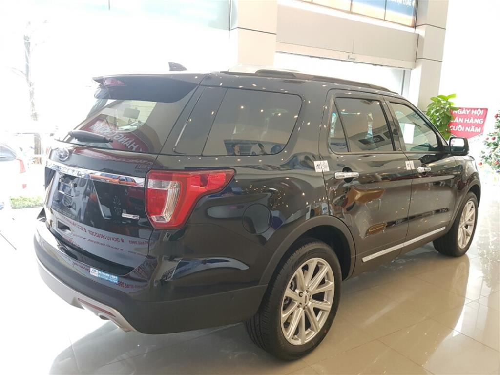 Ảnh Ford Explorer Limited 2017