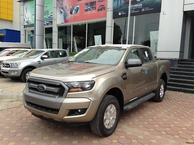 Ảnh Ford Ranger XLS 2.2 MT 4x2 model 2016