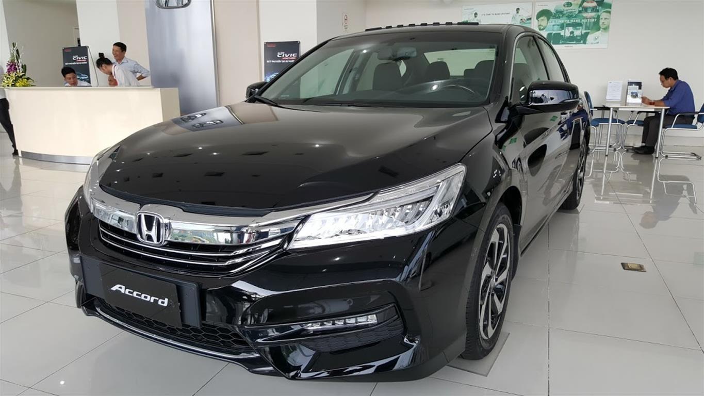 Ảnh Honda Accord 2.4 2017