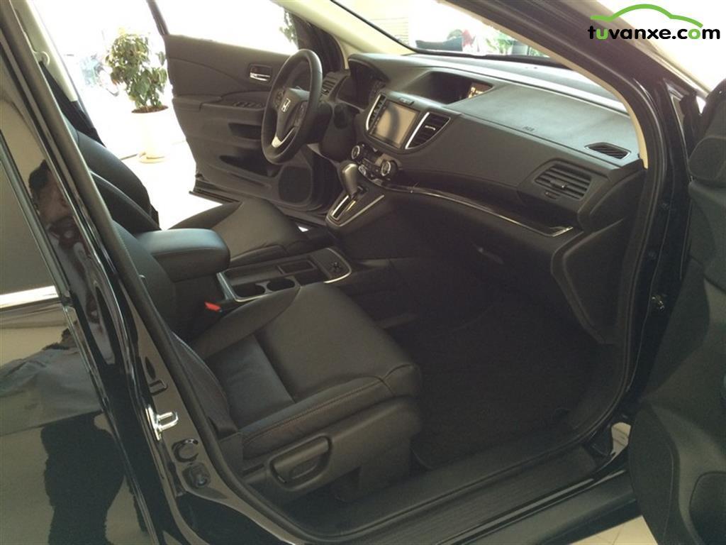 Ảnh Honda CRV 2.4 TG 2017