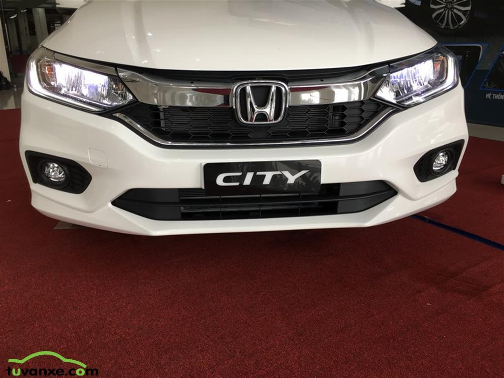 Ảnh Honda City 1.5 TOP model 2018