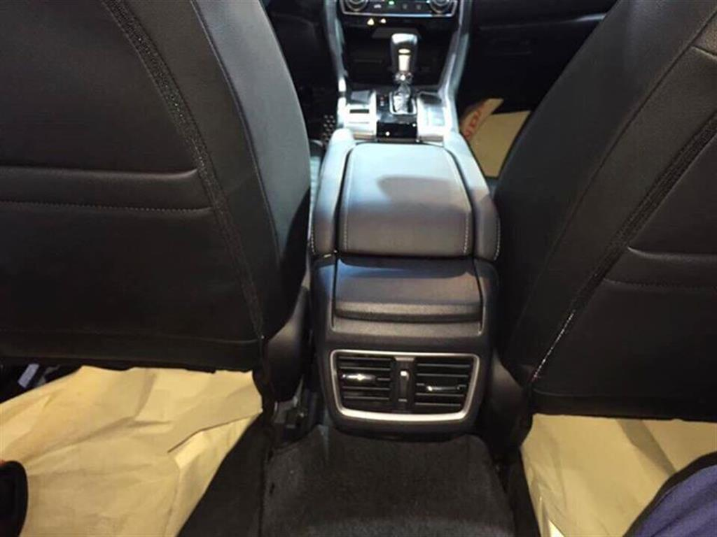 Honda Civic 1.5 Turbo 2017