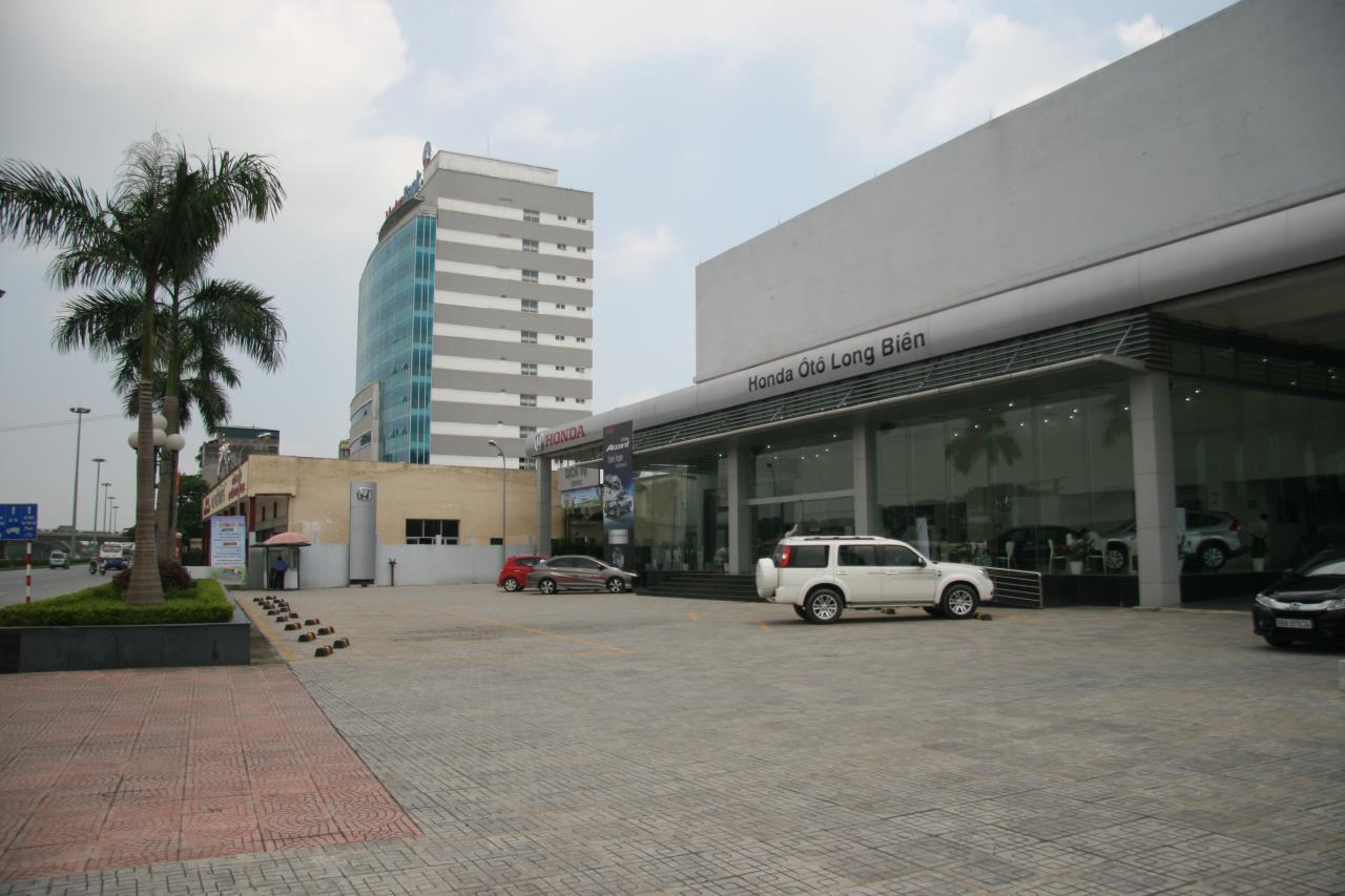 Honda Long Biên