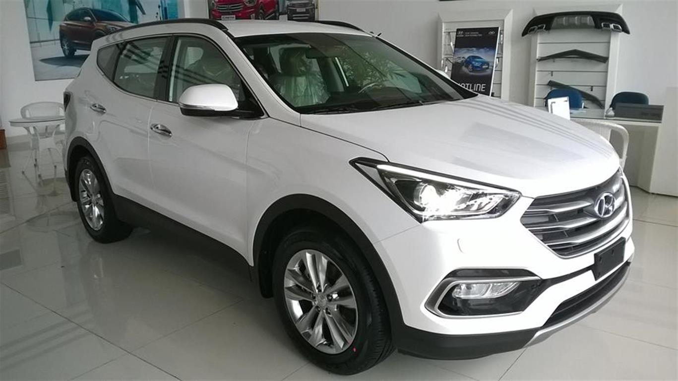 Ảnh Hyundai SantaFe 2.4 2WD 2017