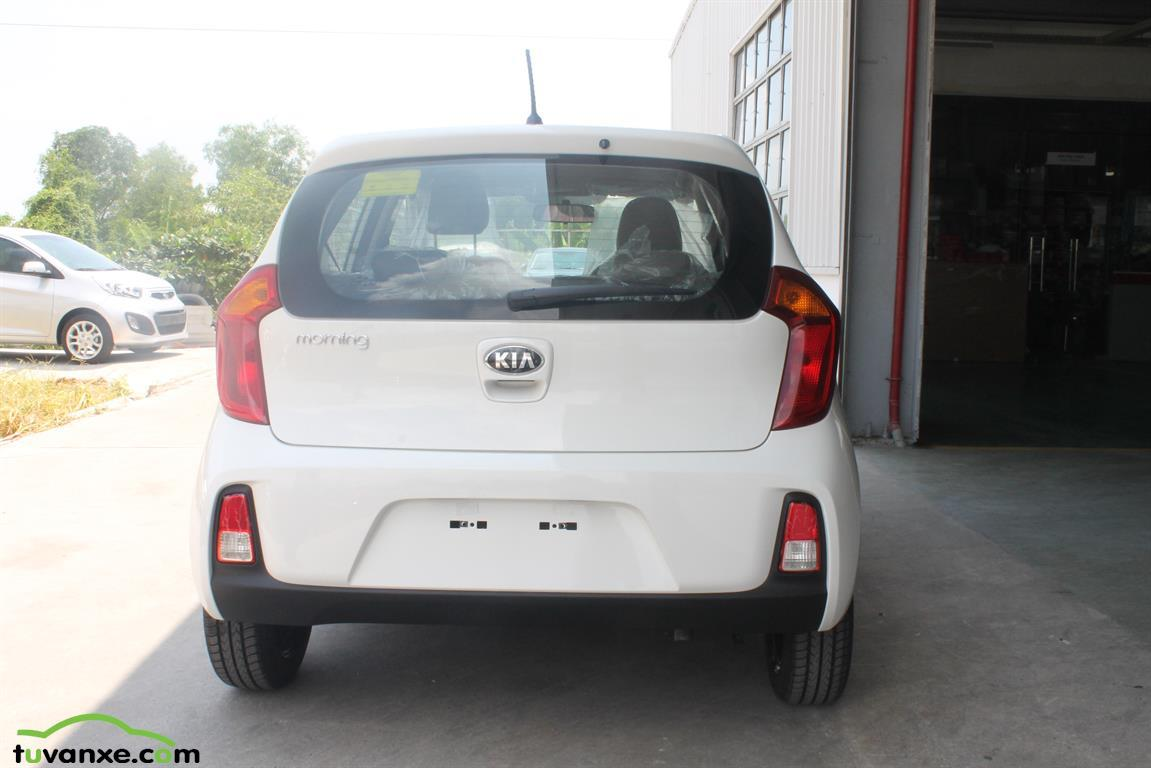 Kia Morning EX MT 2015