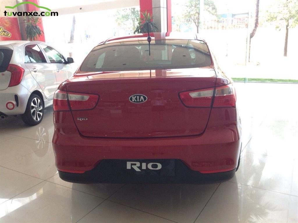 Ảnh Kia Rio 1.4 MT sedan 2017