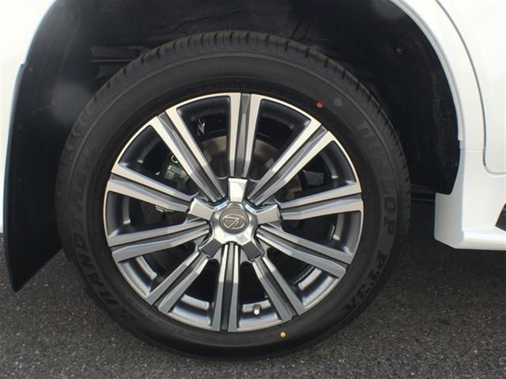 Ảnh Lexus LX 570 2016 Mỹ