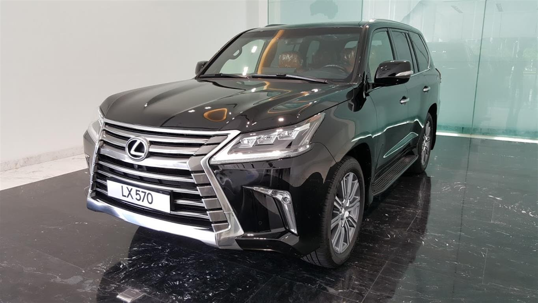 Ảnh Lexus LX 570 2016