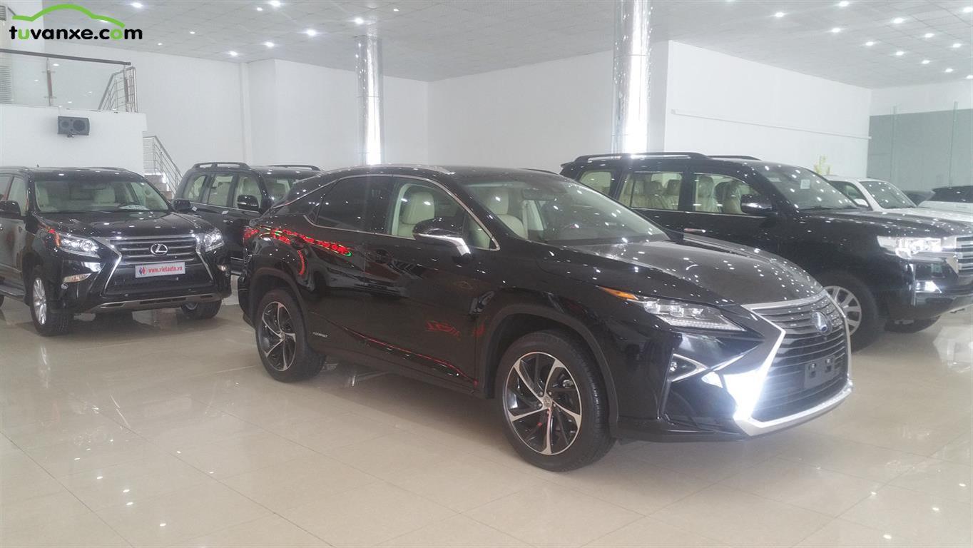 Ảnh Lexus RX 450h 2016 Mỹ