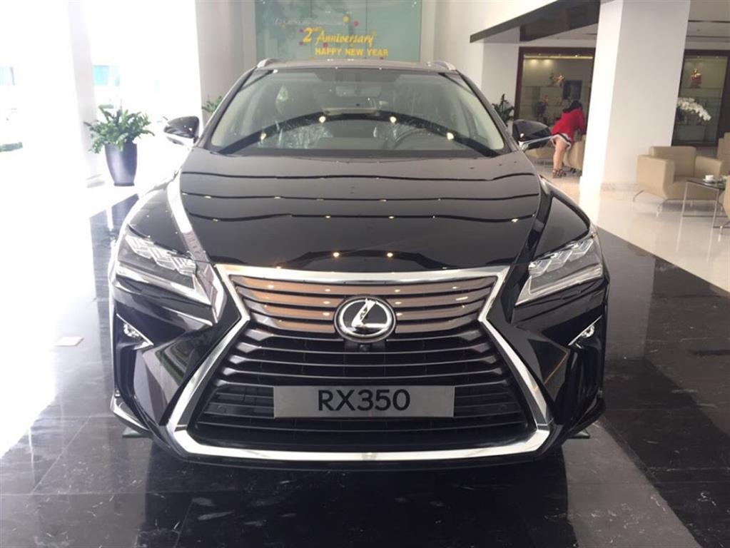 Ảnh Lexus RX 350 2017
