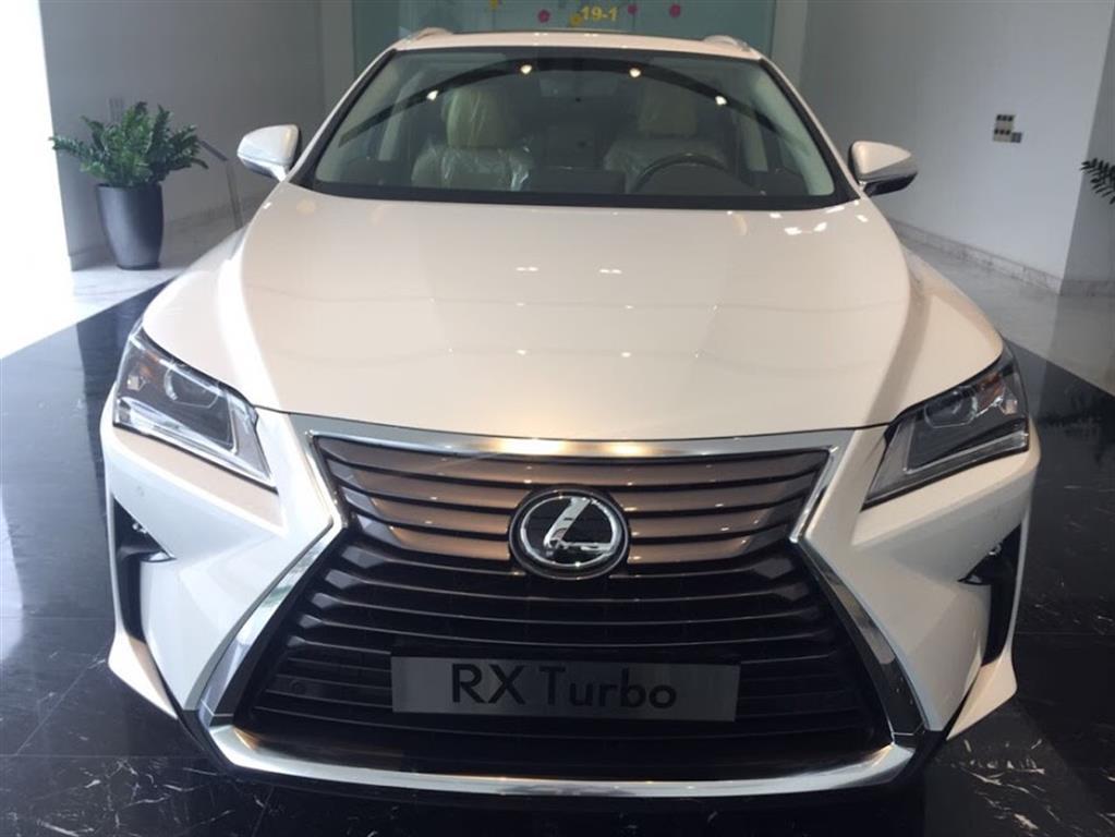 Ảnh Lexus RX 200t 2017