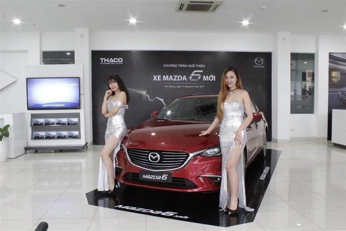 Ảnh Mazda 6 2.5 Premium 2017