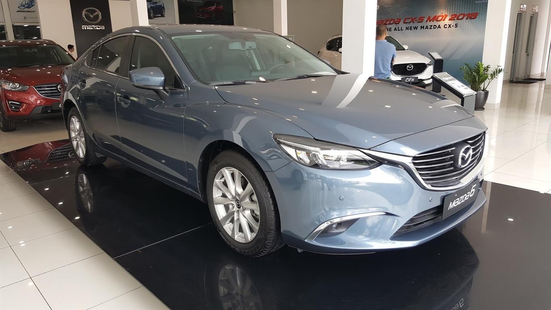 Mazda 6 2.0 2018