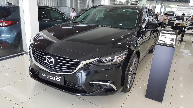 Mazda 6 2.5 Premium 2018