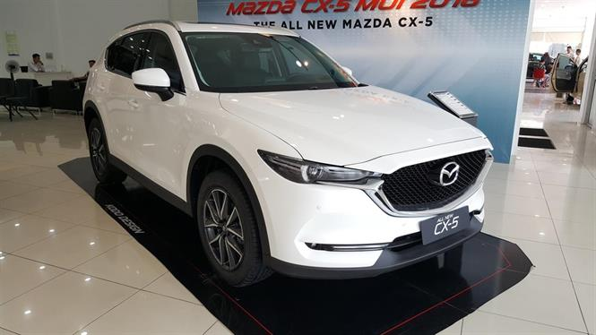 Ảnh Mazda CX-5 2.0 2WD 2018