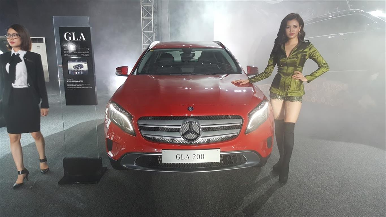 Mercedes-Benz GLA-Class GLA 200 2016