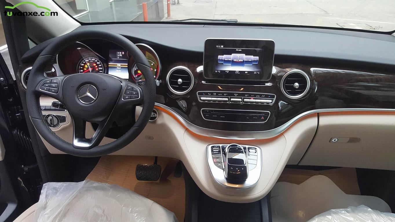 Ảnh Mercedes-Benz V-Class V 220 CDI 2016