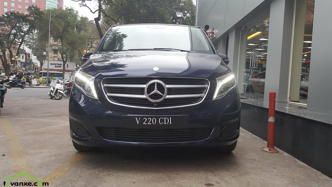 Mercedes-Benz V-Class V 220 CDI 2016