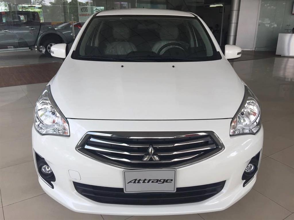 Ảnh Mitsubishi Attrage CVT 2017