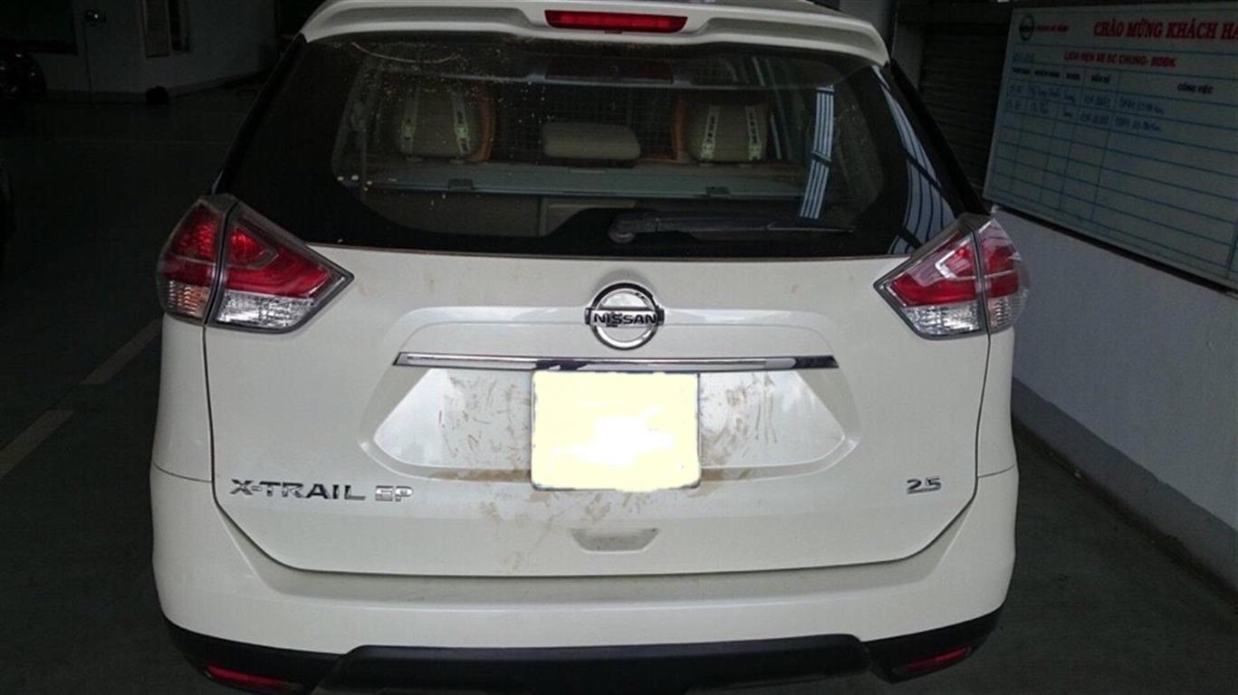 Nissan X-trail 2.5 SV 4WD 2016