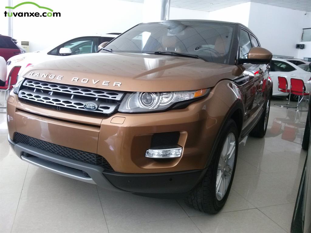 Land Rover Range Rover Evoque Pure Premium 2015