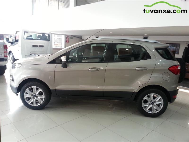 Ford EcoSport 1.5 AT Titanium 2014