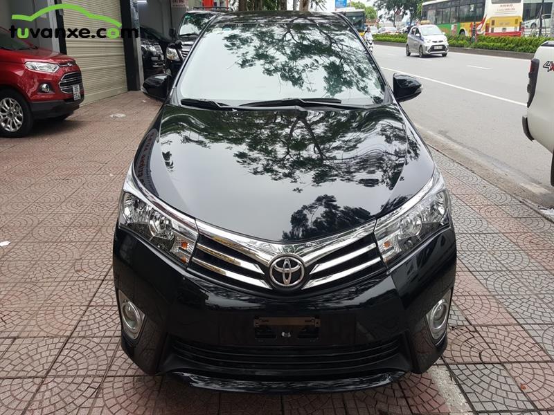 xe Bán Toyota Corolla Altis 1.8G AT 2016