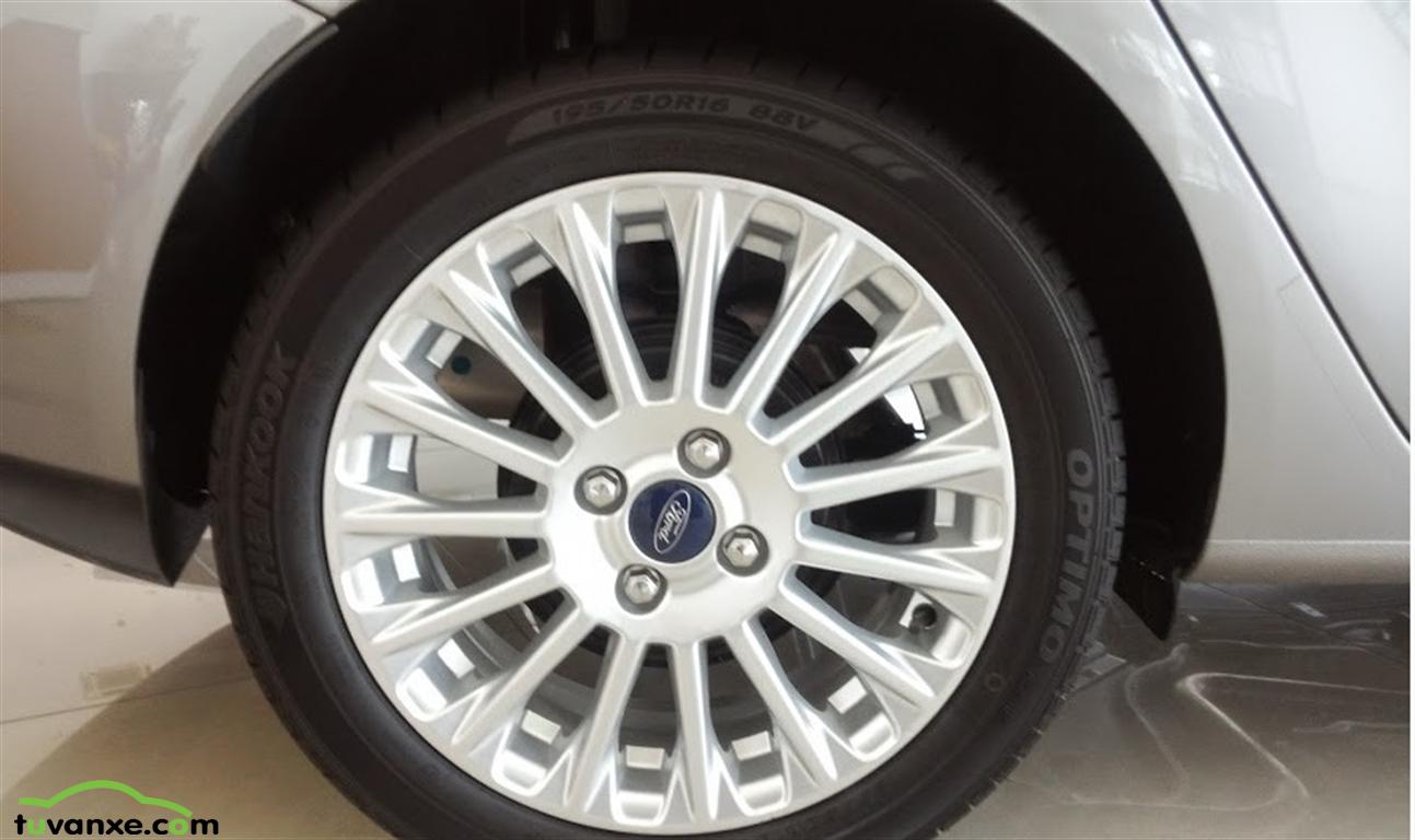 Ford Fiesta 1.5 Titanium 2016