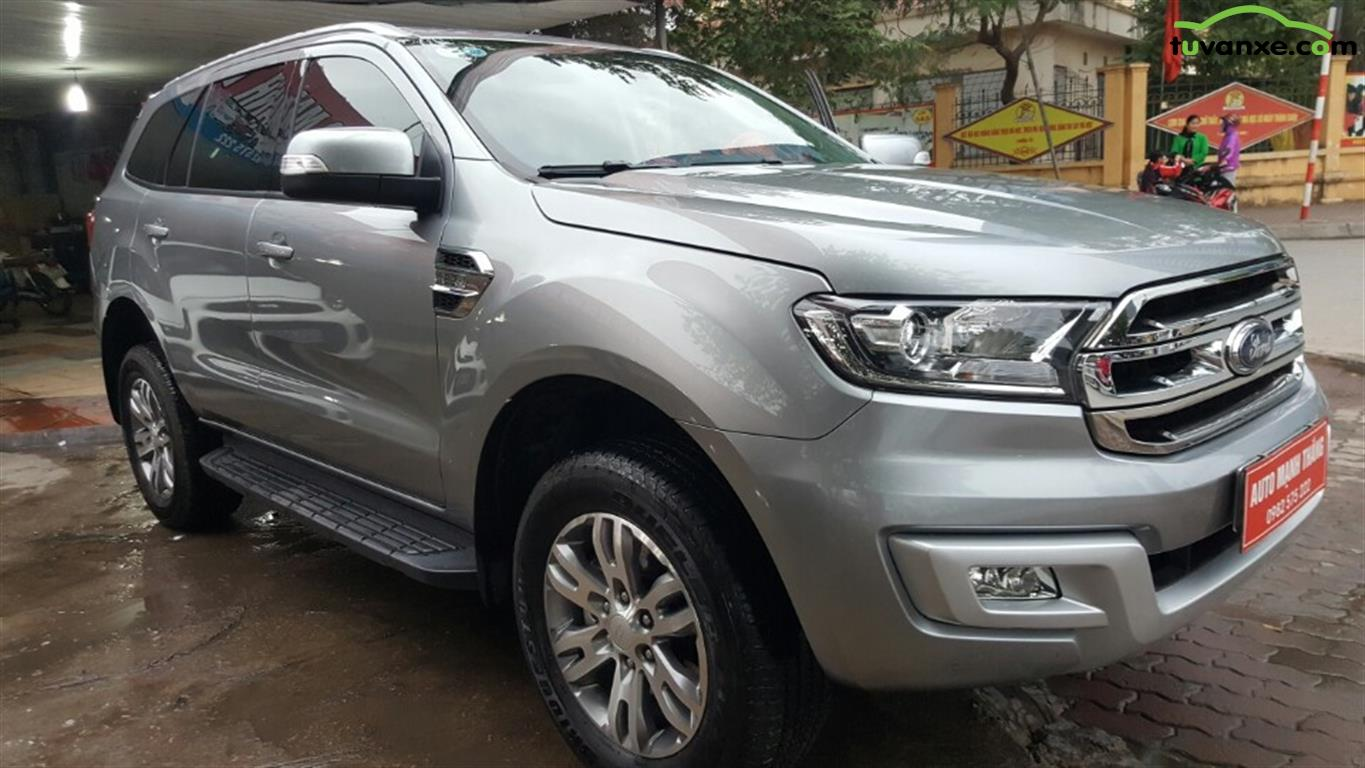 Ban xe Ford Everest