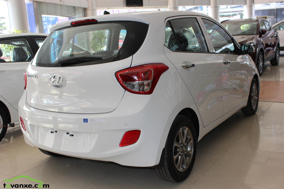 Hyundai i10 Grand 1.0 MT 2016