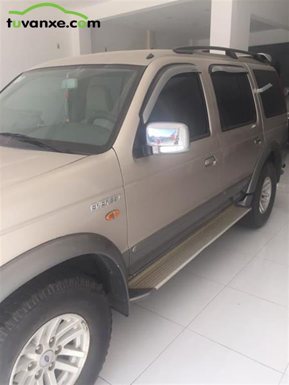 xe Bán Ford Everest 4x2 MT D 2005
