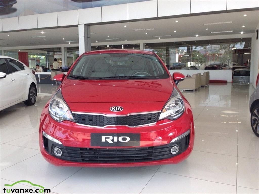 Kia Rio 1.4 Hatchback 2016