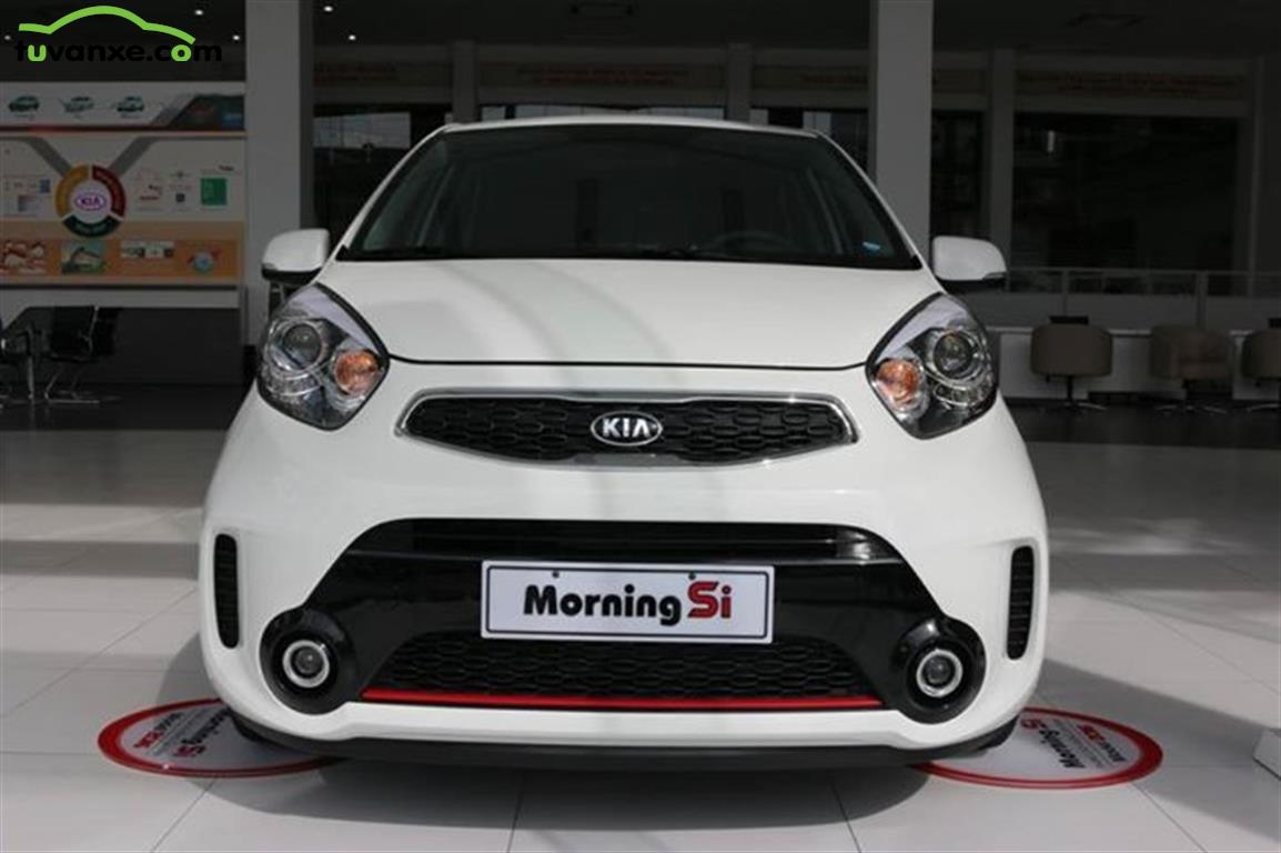 Kia Morning Si MT 2016