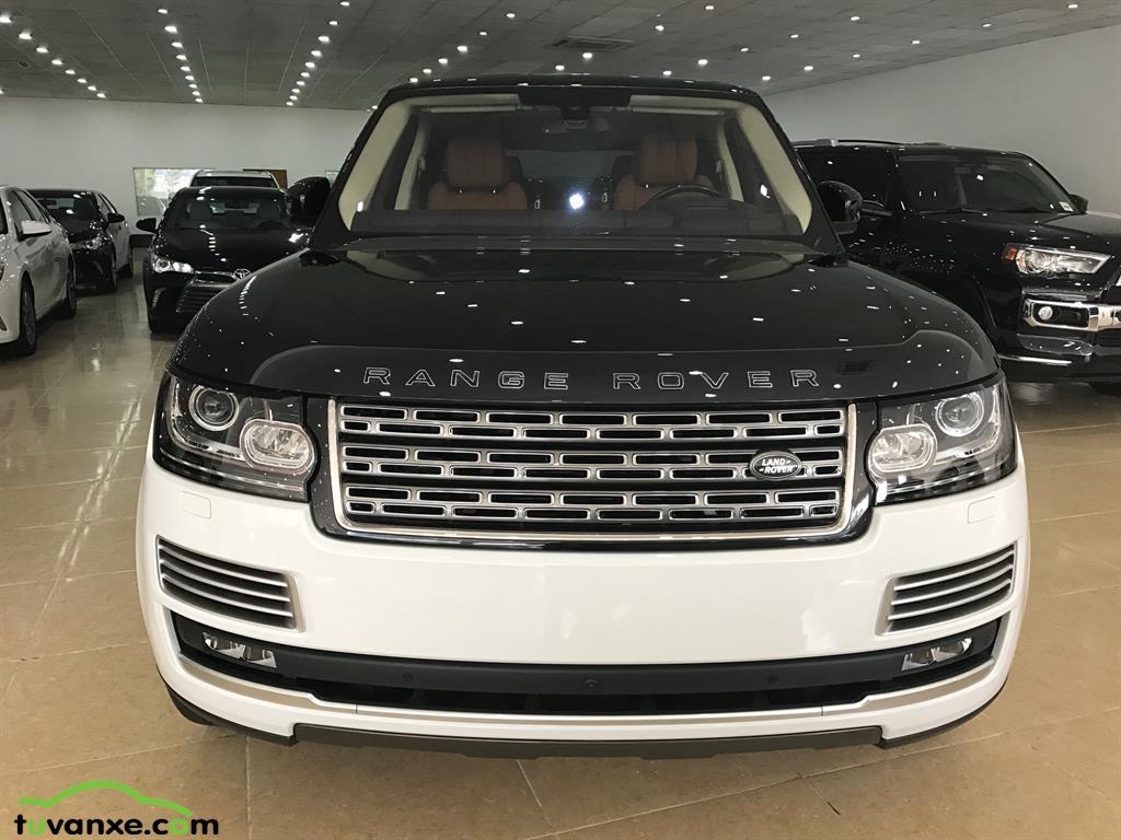 xe Bán Land Rover Range Rover SVAutobiography model 2016
