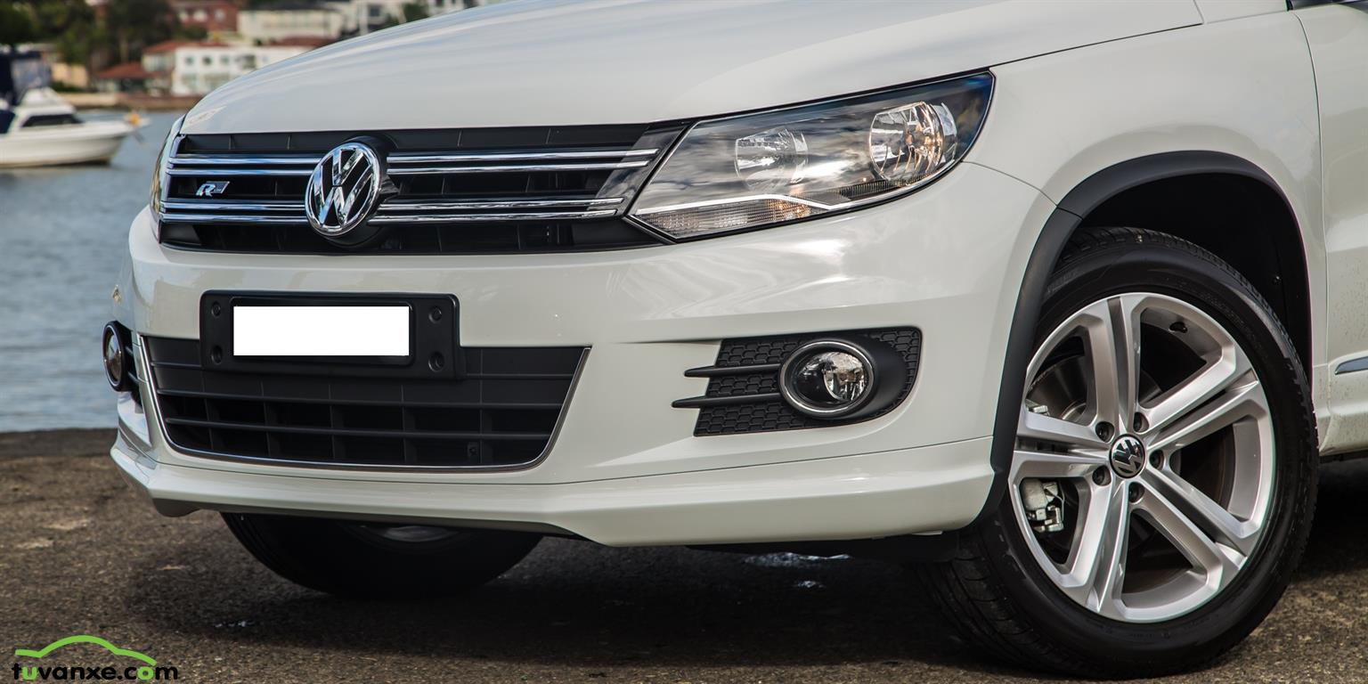 Ban xe Volkswagen Tiguan 2.0 TSI