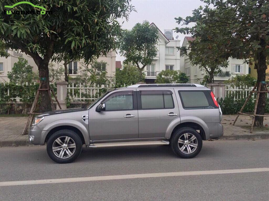 xe Bán Ford Everest 4x2 AT 2013