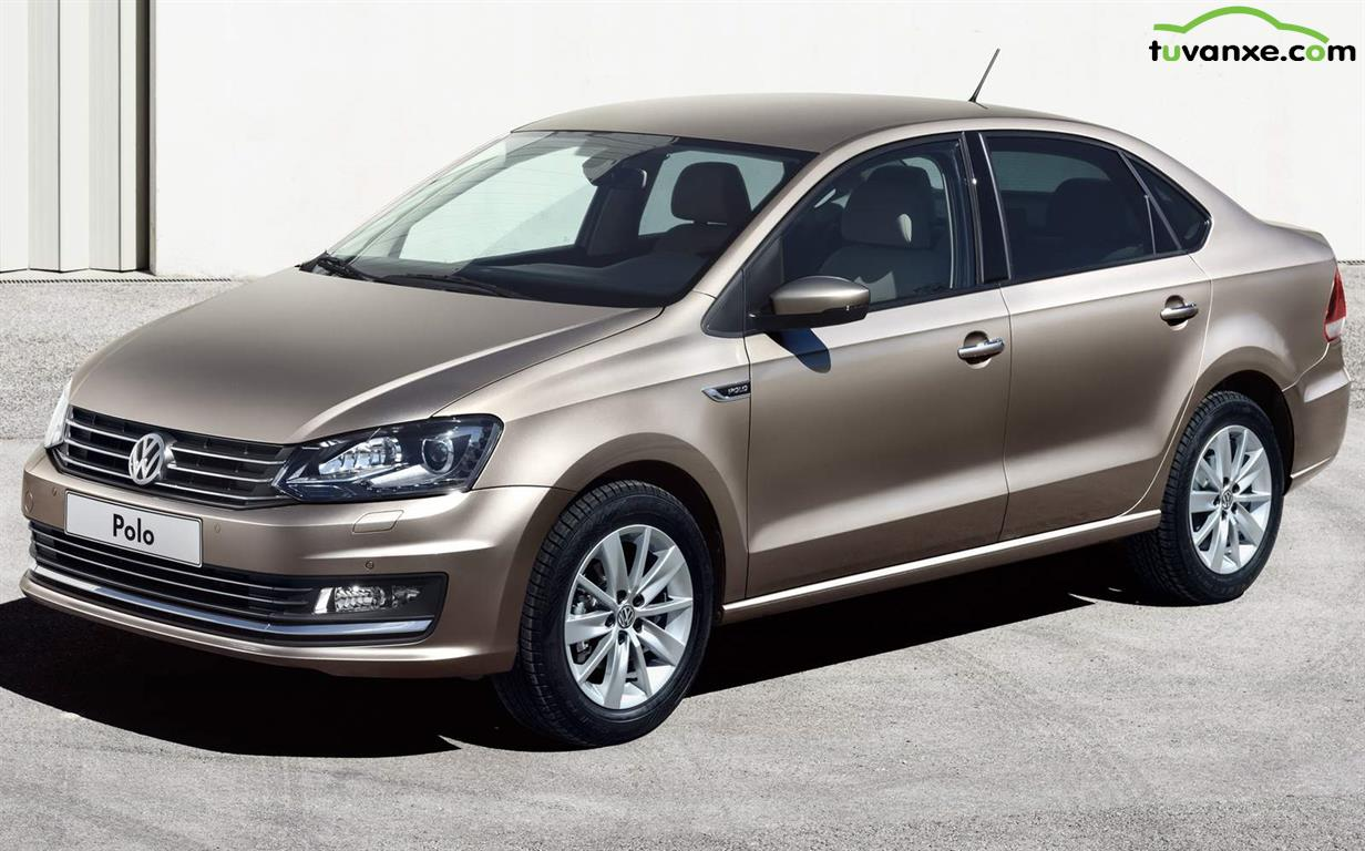 Volkswagen Polo sedan AT 2015