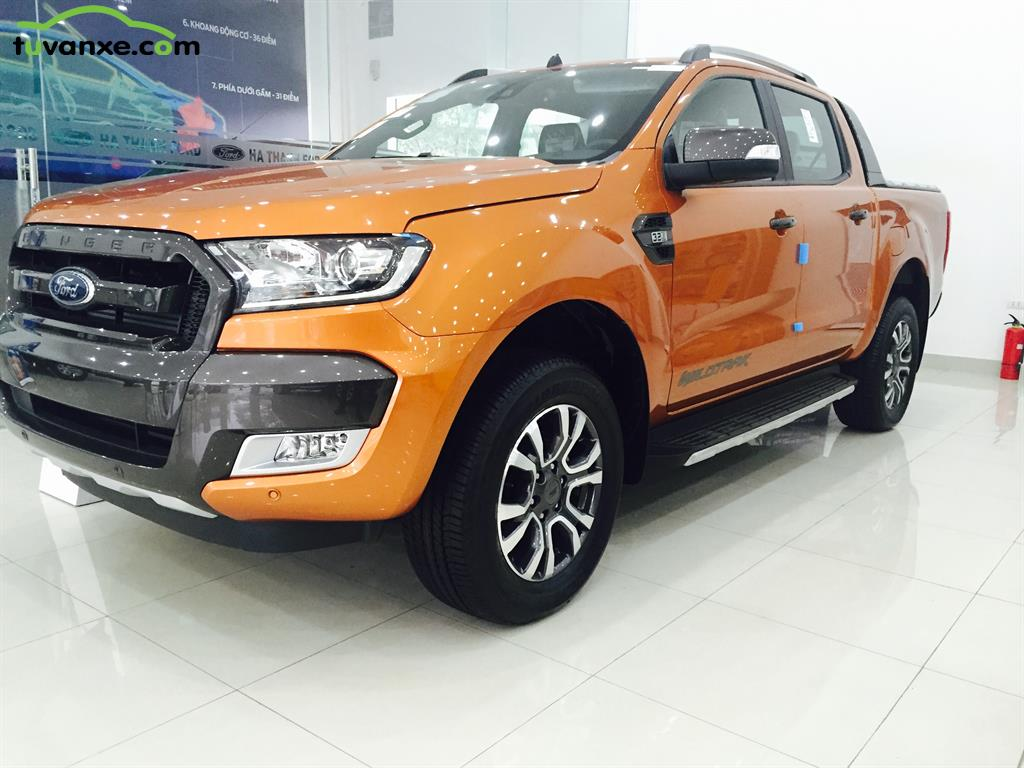 xe Bán Ford Ranger Wildtrak 3.2 AT 4x4 2017
