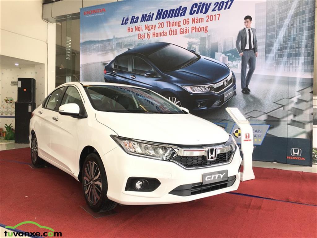 xe Bán Honda City 1.5 AT TOP model 2018