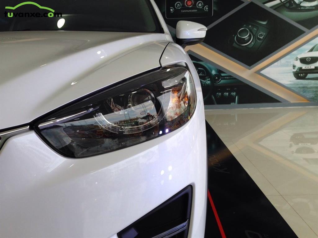 Mazda CX-5 2.0 2WD 2016