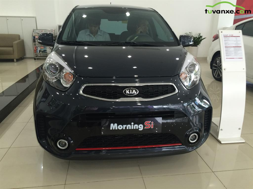 Kia Morning Si MT 2017