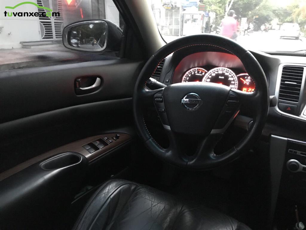 Nissan Teana 2.0 TB 2011