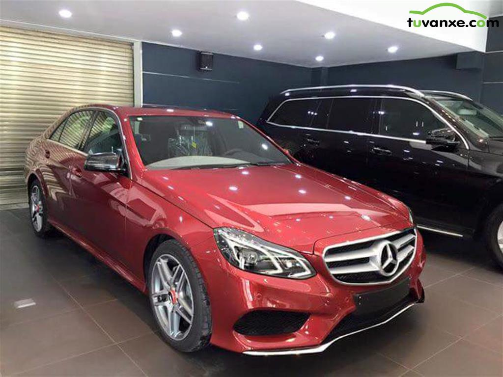 Mercedes-Benz E-Class E250 AMG model 2016