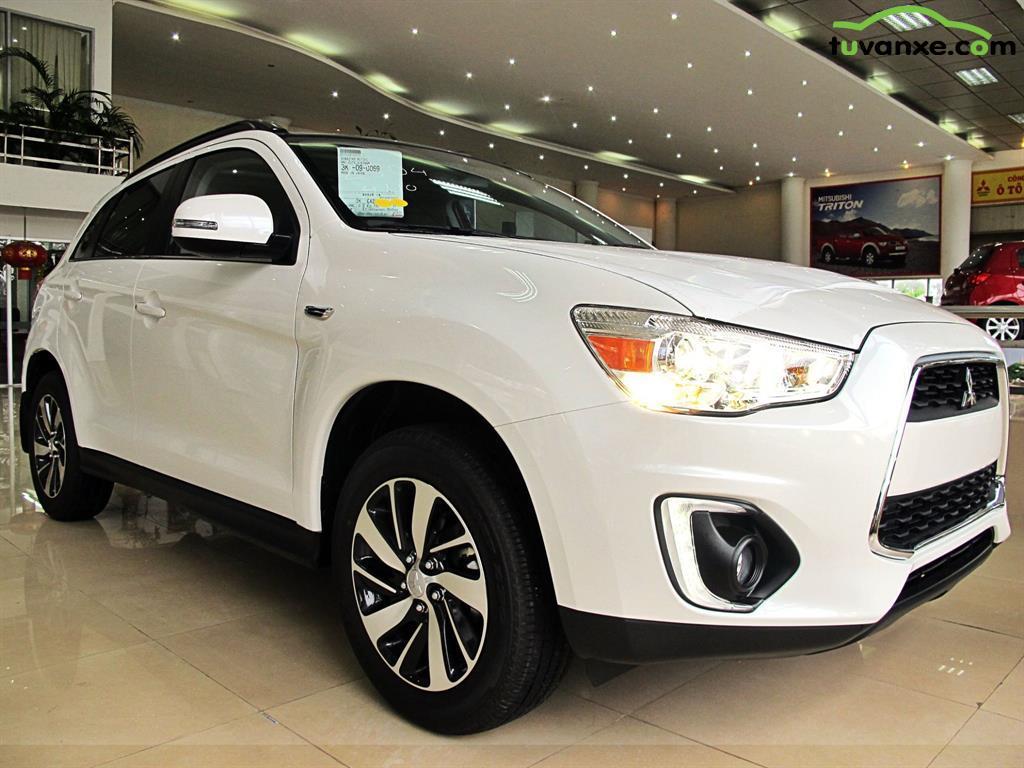 Mitsubishi Outlander Sport CVT Premium 2015