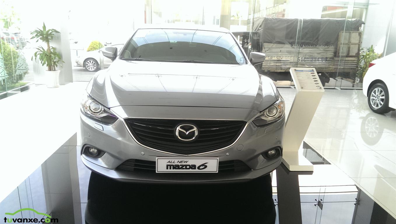 Mazda 6 2.5 2015