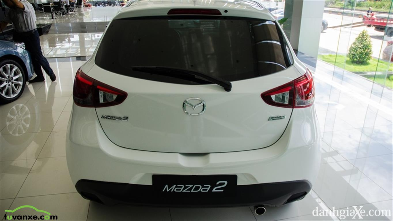 Mazda 2 HB