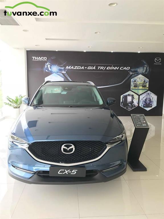 xe Bán Mazda CX-5 2.5 4WD 2018